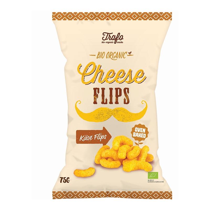 Trafo Luomu Maissi-juustonaksu 75 g