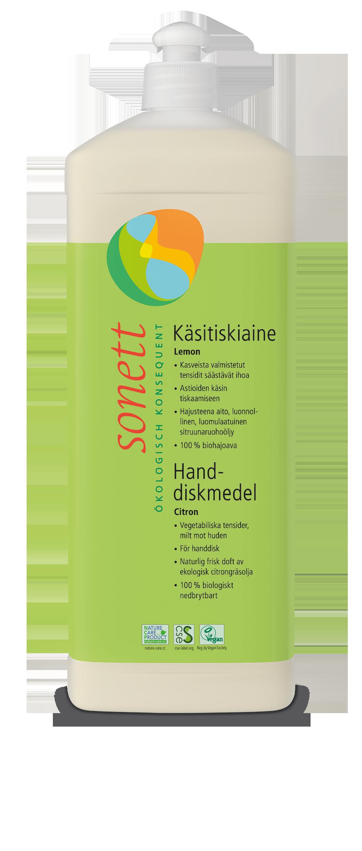 Sonett Tiskiaine Lemon 1l